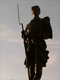 Image for 124th Pennsylvania Volunteer Infantry Monument - Sharpsburg, MD