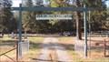 Image for Evergreen Cemetery Arch - Colville, WA