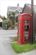 Image for Red 'Phone Kiosk, Selborne Road - B3006, Selborne, Hampshire.
