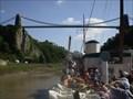 Image for Clifton Suspension Bridge - Satellite Oddity - Bristol, Great Britain.