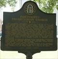 Image for Independent Presbyterian Church Historical Marker - Savannah, GA