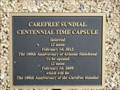 Image for Carefree Sundial Centennial Time Capsule - Carefree, AZ