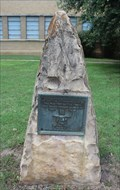 Image for Western Trail Marker