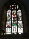Image for Stained Glass Windows - All Saints - Sapcote, Leicestershire