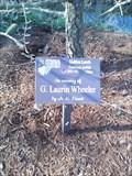 Image for G. Laurin Wheeler - Botanical Garden of the Ozarks - Fayetteville AR