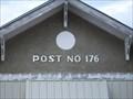"Image for ""American Legion Post 176"" Davis, South Dakota"
