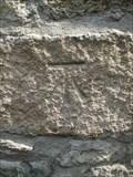Image for Cut Mark -  St Aelhaearn's Church, Llanaelhaearn, Gwynedd, Wales