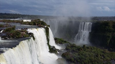 One of the pictures of my Iguazu picture collection. I took way too many. :)