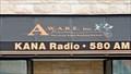 Image for KANA Radio 580 AM - Anaconda, MT