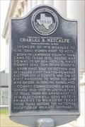 Image for Tom Green County Statesman Charles B. Metcalfe