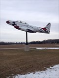 Image for Lockheed T-33 Shooting Star - Holland, Michigan