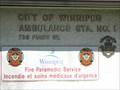 Image for City of Winnipeg Ambulance Sta. No. 1