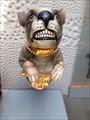 Image for British Bulldog Figurehead -- National Maritime Museum, Greenwich, London, UK