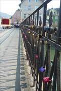 Image for Love Padlocks on Weidenhäuser Brücke - Marburg