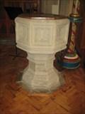 Image for Font  - St Osmonds Church , Salisbury, Wilt's