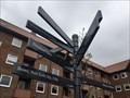 Image for Retningsskilt på Hauges plads - Odense, Denmark