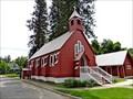 Image for Former  Fort Coeur d'Alene School - Coeur d'Alene, ID