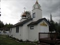 Image for St. Nicholas Orthodox Church - Eklutna, Alaska