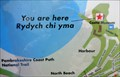 Image for You Are Here - CASTLE HILL - Pembrokeshire, Wales.