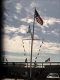 Image for Long Beach New York Nautical Flag Pole