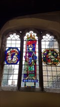 Image for Stained Glass Window - St Denys - Eaton, Leicestershire