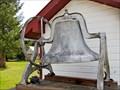 Image for DeBorgia Schoolhouse Bell - DeBorgia, MT