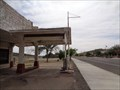 Image for Peach Springs Shell Gas Station - Peach Springs, Arizona, USA.[