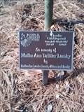 Image for Matha Ann Drittler Lussky - Botanical Garden of the Ozarks - Fayetteville AR