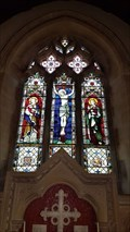 Image for Stained Glass Windows - St Michael & All Angels - Whitwell, Rutland