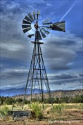 Image for Aeromotor Windmill - Fremont County, CO