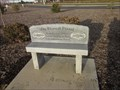 Image for US Submarine Force Bench - Dixon, CA