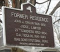 Image for Former Residence - Owego, NY