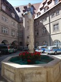 Image for Hildegardbrunnen - Ulm, Germany, BW