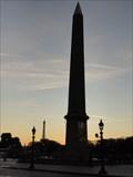 Image for Luxor Obelisk  -  Paris, France