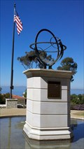 Image for Memorial Park Sundial, Palos Verdes Estates, California, U.S.A.