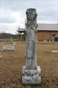 Image for O.K. Rape - Clover Hill Cemetery - Wood County, TX