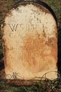 Image for W. S. Billups -- Robert Lee Cem., Robert Lee TX