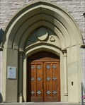 Image for Side Doorway of the Crist Church Cathedral - Victoria, British Columbia