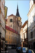 Image for Church of St. Giles in Prague / Kostel Sv. Jiljí v Praze