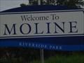 Image for Riverside Park  -  Moline, IL