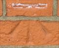 Image for Cut Bench Mark - Waldegrave Road, Teddington, London, UK