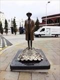 Image for Bela Bartok - Onslow Square, London, UK