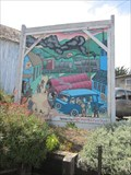 Image for Cannery Row Mural - Monterey, CA