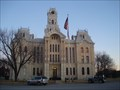 Image for Hill County Courthouse Fire 1993 - Hillsboro Texas