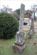 Image for Francis Ingraham - Oak Grove Cemetery - Nacogdoches, TX