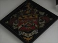 Image for Cooper Cooper Family Hatchments - St George's Church, High Street, Toddington, Bedfordshire, UK