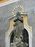 Image for Virgin Mary //  Panna Marie - Ronov nad Doubravou, Czech Republic.