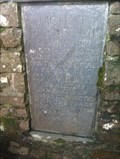 Image for Memorial Plaque, Mount Pleasant - Clovelly, Devon