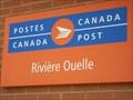 Image for Bureau de Poste de Rivière-Ouelle / Rivière-Ouelle Post Office - Qc -  G0L 2C0