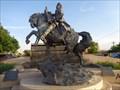 Image for Historic Route 66 - Don Francisco Cuervo Y Valdes - Albuquerque, NM.